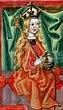 1316-48 Blanche of Valois Bohemian queen Wife of Emperor ...