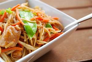 Make your own take-out: Chicken chow mein   BabyCenter Blog