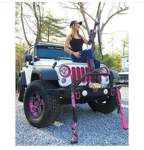 silly boys jeeps   girls muddygirl jeep