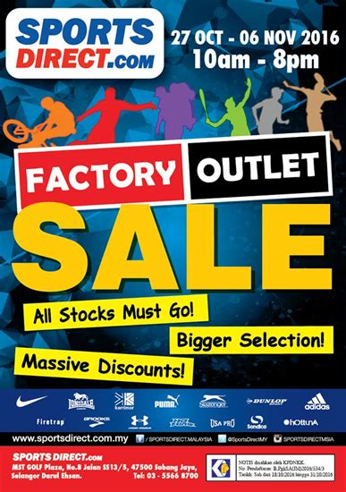 sportsdirectcom factory outlet warehouse sale sports