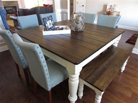 small farm table kitchen 60 quot square farmhouse table made in covington tn