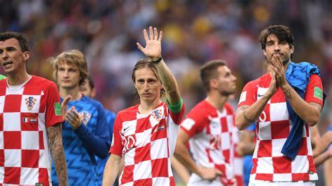 Fifa World Cup Russia News Modric Croatia Can