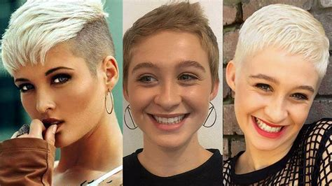 Extra Short Haircuts And Hairstyles