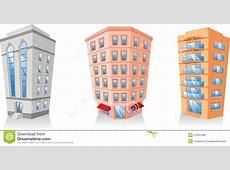 Building apartment set 4