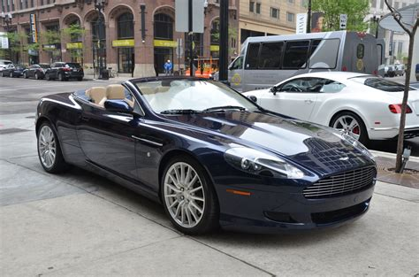 2006 Aston Martin Db9 Volante 2006 Aston Martin Db9 Volante Stock Gc1951 For Sale Near