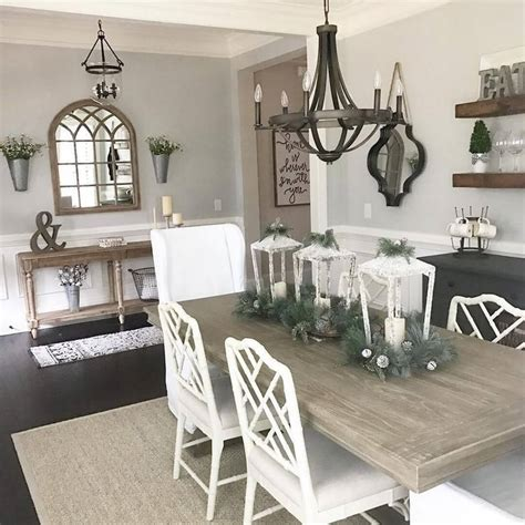 Decorating Ideas For Rustic Dining Room by 35 Best Rustic Home Decor Ideas And Designs For 2019