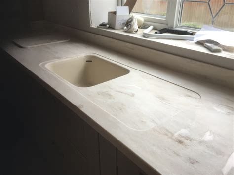 corian company new corian kitchen wortops colour witch hazel gm solid