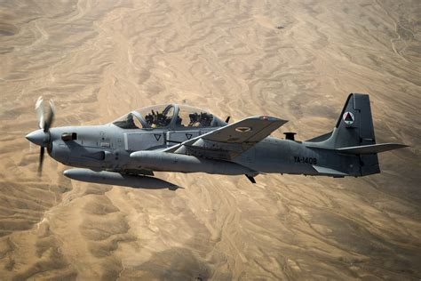 6 more A-29 Super Tucano aircraft ordered for USAF ...
