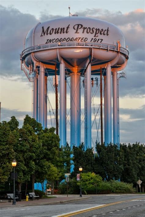 Mount Prospect tower could be 'Tank of the Year'