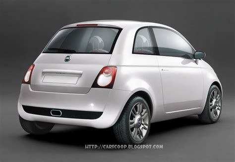 The New Fiat 500 by 2007 Fiat 500 New Interactive Site Opened Design Your