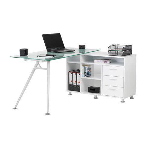 staples white computer desk desk white glass staples