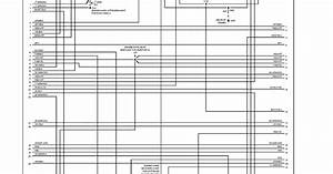 1997 Dodge Ram Wagon B3500 System Wiring Diagram 5 2l