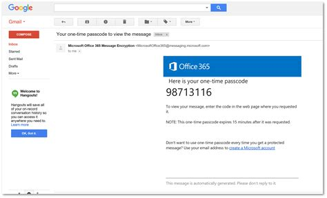 Office 365 Webmail by Send Encrypted Emails To Anyone Using Office 365 Matt