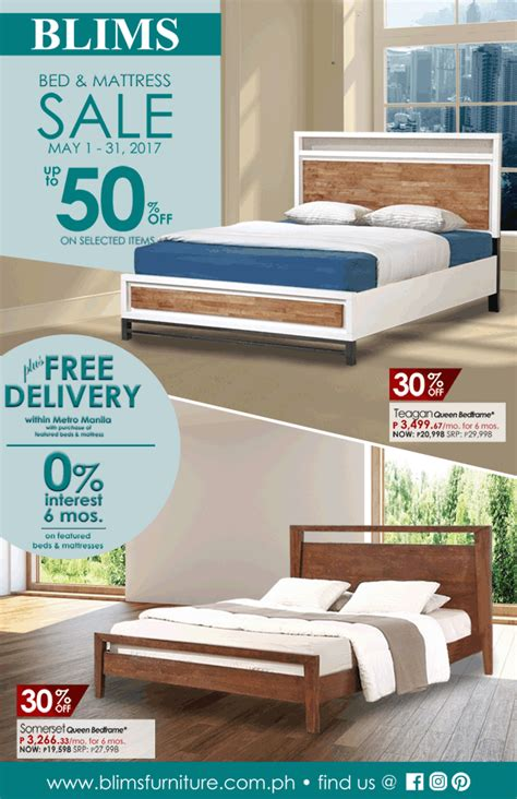 Mattress For Sale by Blims Bed And Mattress Sale From May 1 31 Only Free