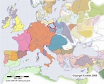 Euratlas Periodis Web - Map of Greater Poland in Year 1200