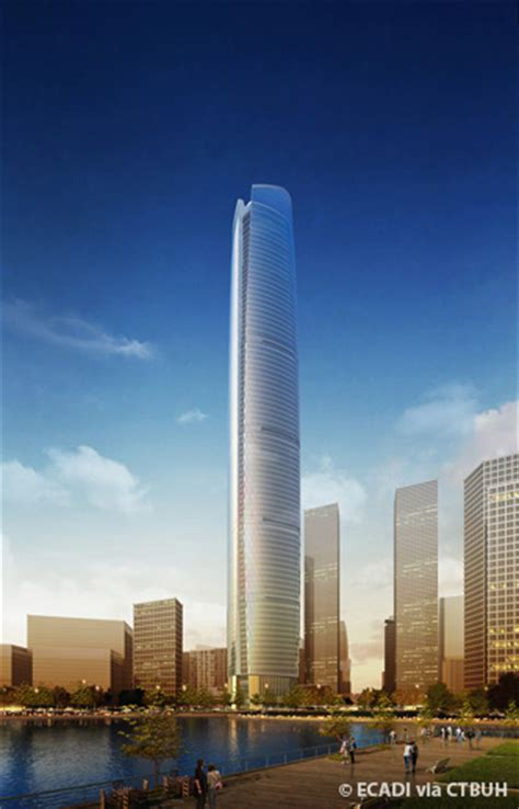 Wuhan Center Tower - The Skyscraper Center