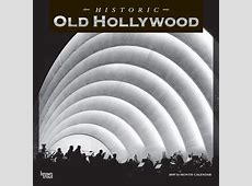 Old Hollywood 2019 12 x 12 Inch Monthly Square Wall