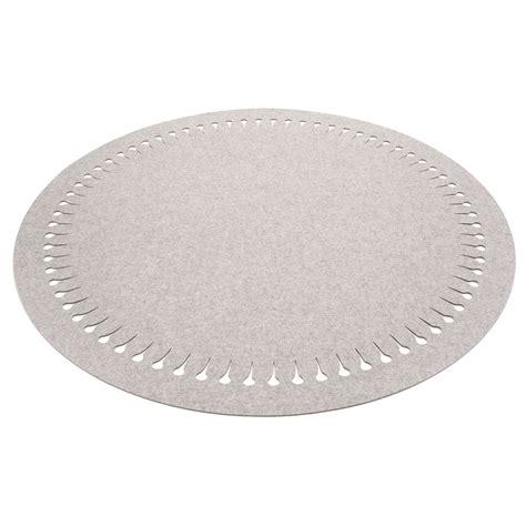 teppich filzen teppich rund grau filz harzite com