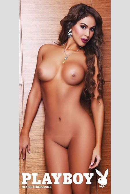 Tania Reza Playboy Mexico Enero 2016 – ELBLOOG