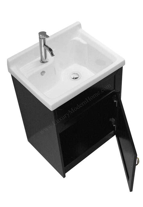 Utility Sink by 24 Quot Black Laundry Utility Sink 18