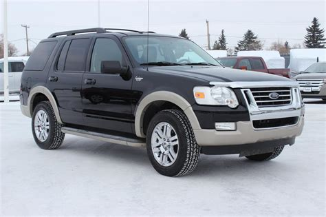 ford explorer eddie bauer edition wheated leather