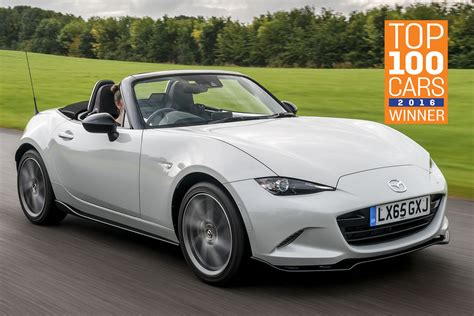 Top 5 Two-seat Roadsters