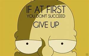 Homer Simpson Quotes Wallpaper