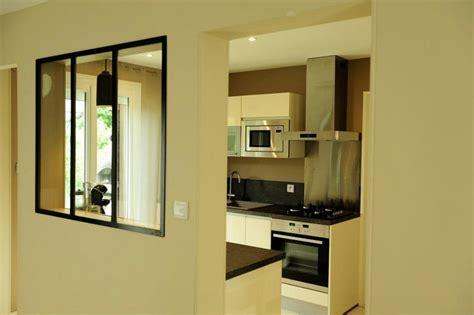 cuisine avec verriere cuisine avec verrière d 39 intérieure photo 5 6 verrière