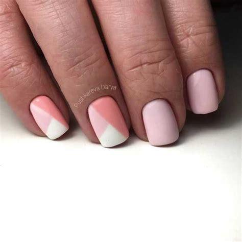 Розовый маникюр 123 фото летний дизайн ногтей лаком цвета пыльная роза и темноперламутрового оттенка