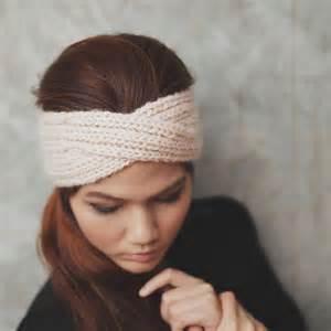 crocheted headbands 17 meilleures idées à propos de modèle de bandeau tricoté