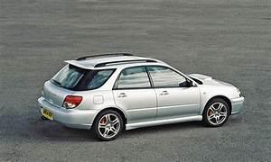 Subaru Impreza Estate Review 2000 2005 Parkers