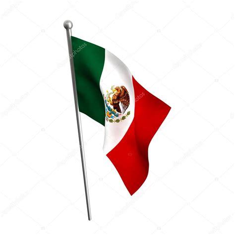 Meksika bayrağı — Stok Foto © jukai5 #20303891