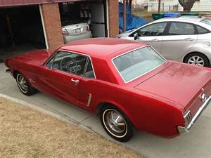 Parade Ready 1965 Cherry Candy-Color Red Mustang for sale in South Jordan, Utah, United States ...