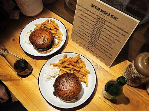 fat bob burger jedne z lepszych burgerów w poznaniu kuchniapoznań pl