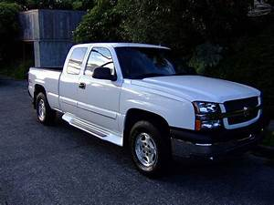 2003 Chevrolet Silverado 1500 Work Truck 4x4 Regular Cab 8