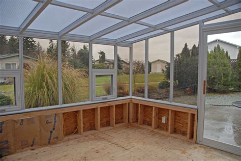 How To Build A Sunroom by How To Build A Sunroom On A Patio Insured By