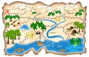 Make a Treasure Map Template
