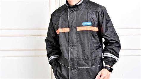 jas hujan berbahan parasut tasla lebih fashionable
