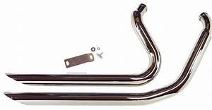 2 1  4 U0026quot  Drag Pipes  Show Chrome Plated And They Include