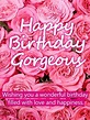 Pin by Yvonne Evans on HAPPYBIRTHDAY in 2020   Pink happy ...