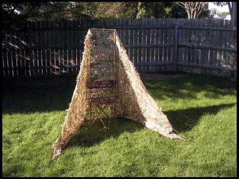 portable duck blind 25 best ideas about duck blinds on