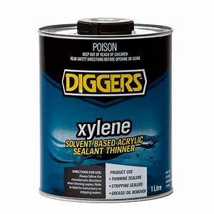 Diggers 1l Xylene Solvent