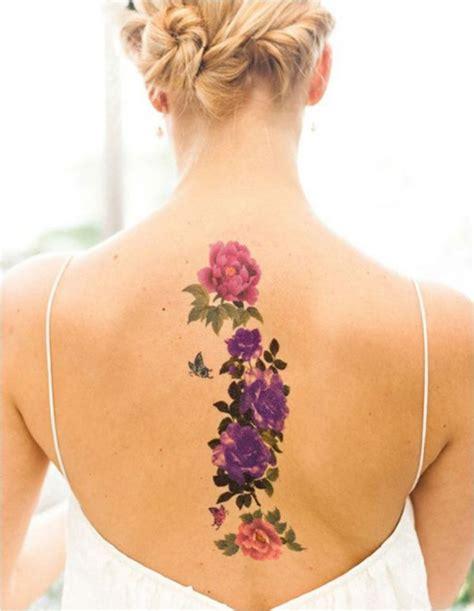 Tatouage Fleur  10 Idées De Tattoo Originales Et Leur