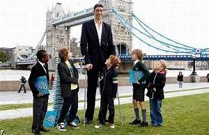 Tallest Man In The World: Guinness World Records