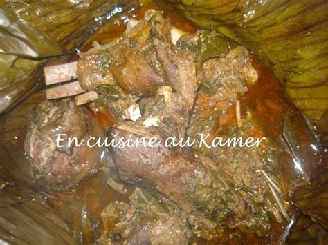 cuisine africaine camerounaise recettes de chèvre de en cuisine au kamer