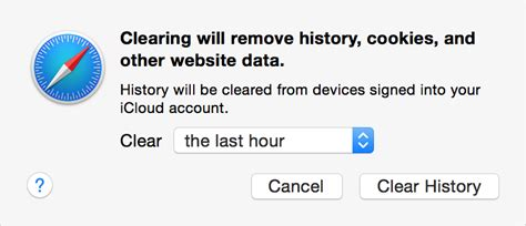 how to clear safari history and website data in ios 9 or ios 8 if safari doesn t load a page or webpage items are missing