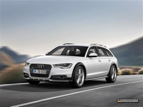 Audizine News The New Audi Allroad Avant For
