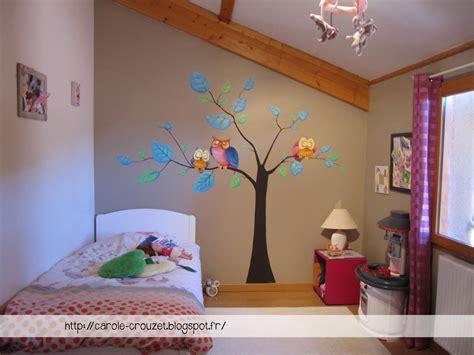 chambres d enfants carole crouzet dessinatrice décors sur murs dans