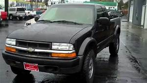 2001 Chevrolet S10 Pickup Extended Cab 4x4 Zr2 3-door