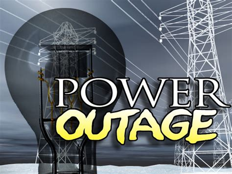 power outages  muskingum county whiz news
